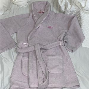 Victoria's Secret Pink Terry Robe
